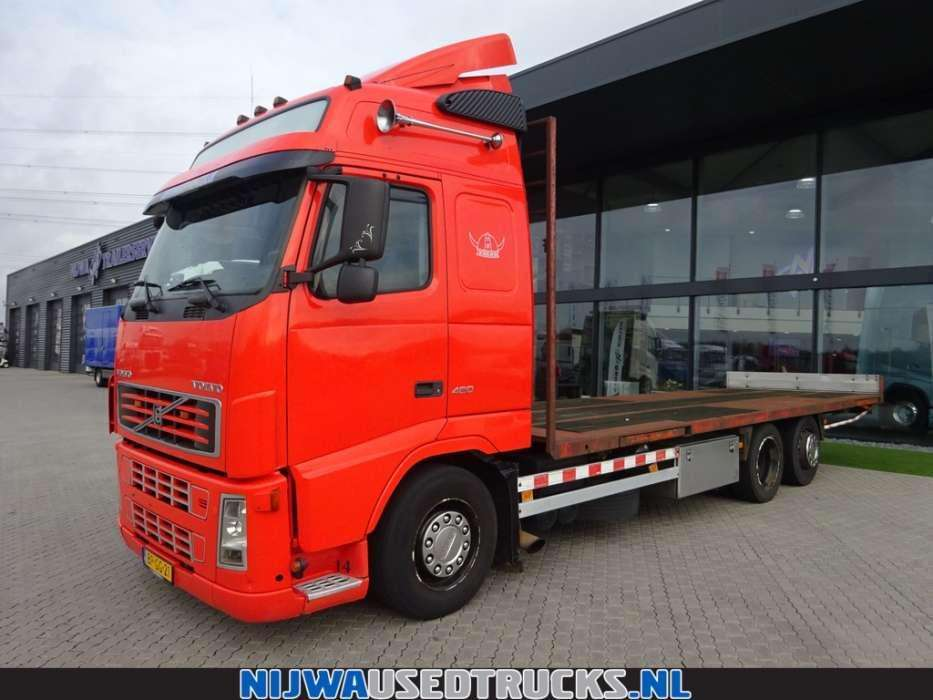 Volvo FH 420 BDF-Systeem Vogelzang wipkar - To be Imported