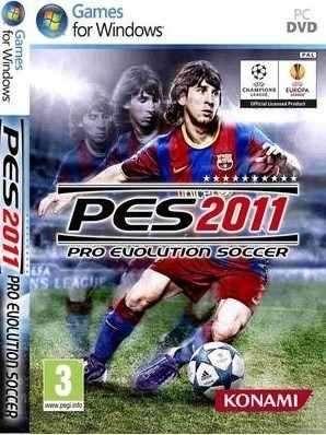 Pro Evolution 2011 PC !!!