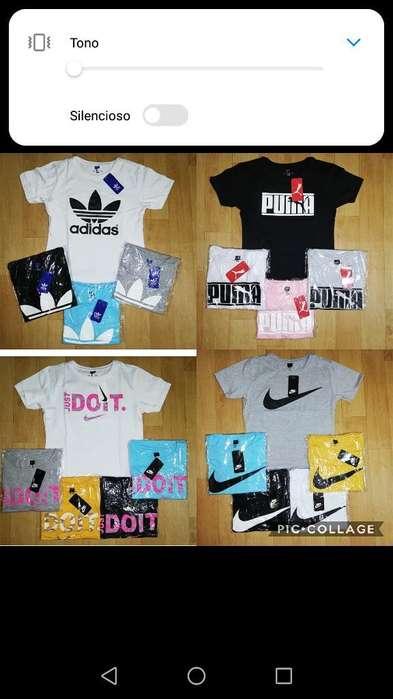 Camisetas para Dama Inf 3002799438