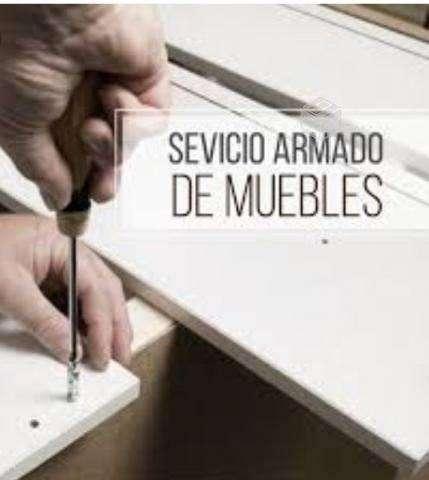 SERVICIOS DE ARMADO, DESARMADO Y MANTENIMIENTO DE MUEBLES EN MELAMINA. /CEL 982738621-AREQUIPA