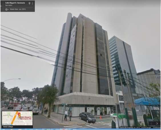 Oficina en venta en Centro Financiero San Isidro