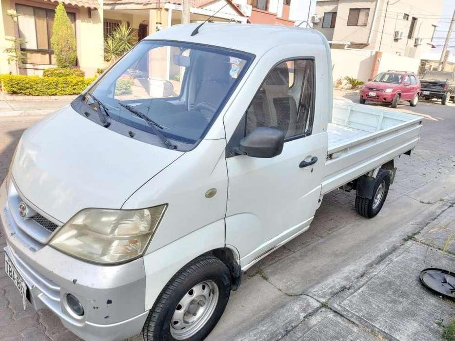 Camioneta Cabina Simple 2009 CHANGHE 1.100Gasolina A/C
