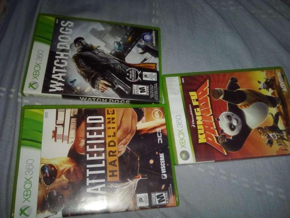Cambio O Vendo Juego de Xbox 360 Orginal