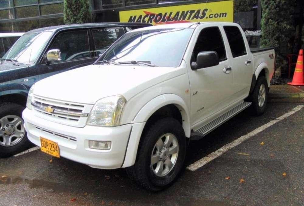 Chevrolet Luv D-Max 2006 - 282000 km