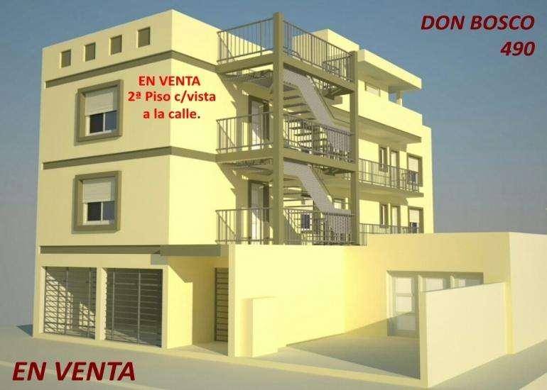DPTO. A LA CALLE DE 37 M2, COCINA C/LAVADERO, BAÃO COMPLETO. ENTREGA US 30.000.- RESTO HASTA 24 CUOTAS.