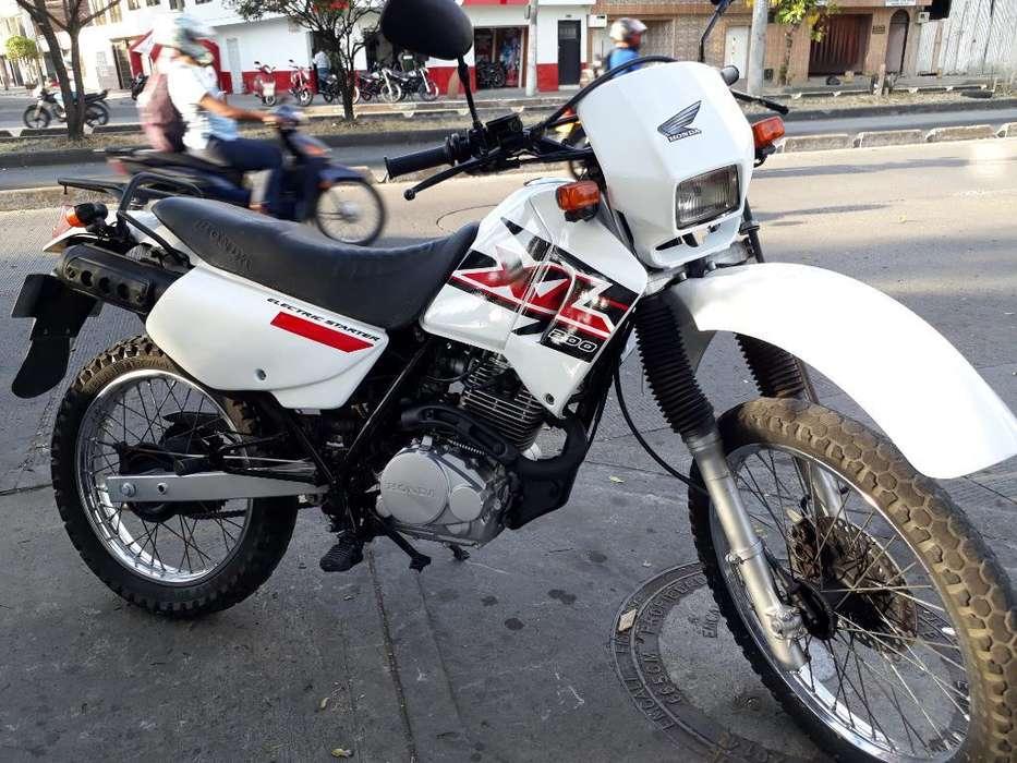 Xl 200 Modelo 2003 para Traspaso de Gang