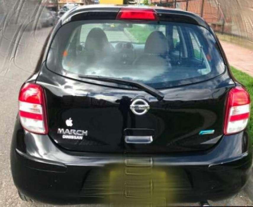 Nissan March 2013 - 120000 km