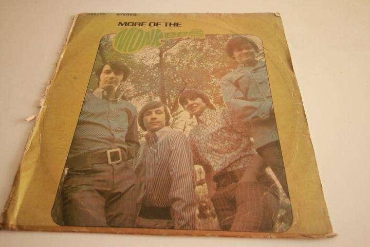 the monkees more LP vinilo edición perú rock 60s
