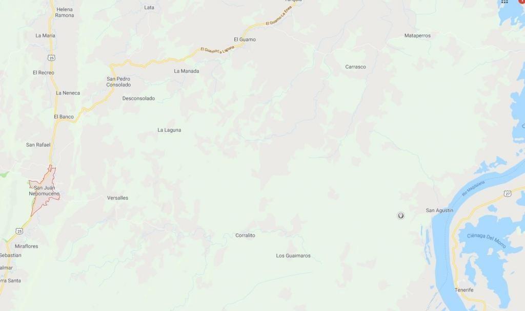 COD. 4812  LOTE EN VENTA SAN JUAN DE NEPOMUCENO BOLÍVAR