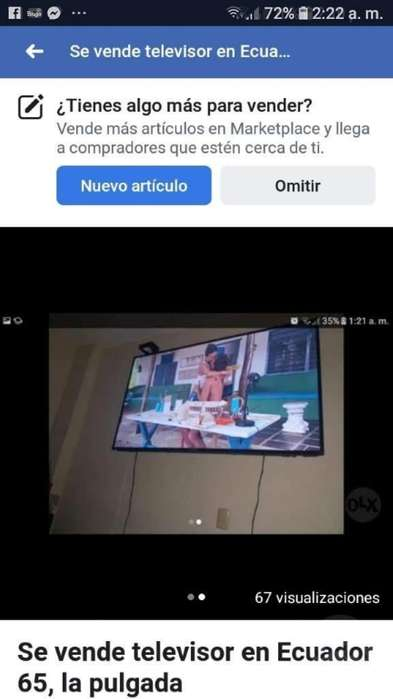 Televisor Marca Riviera