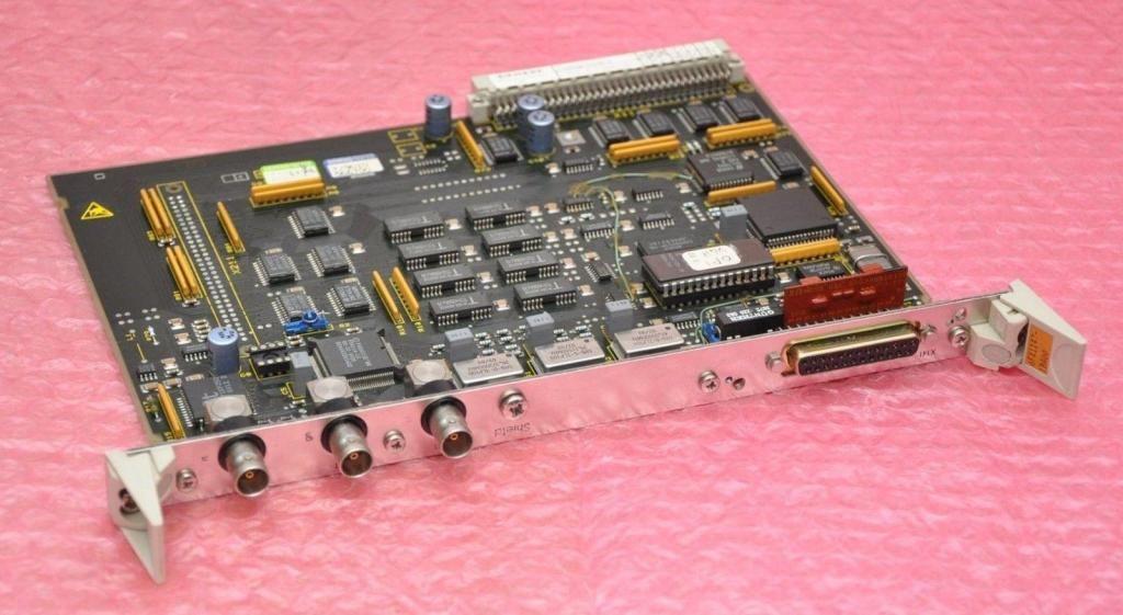 Módulo Siemens SINUMERIK Typ: 6FX11471BA00 E: C