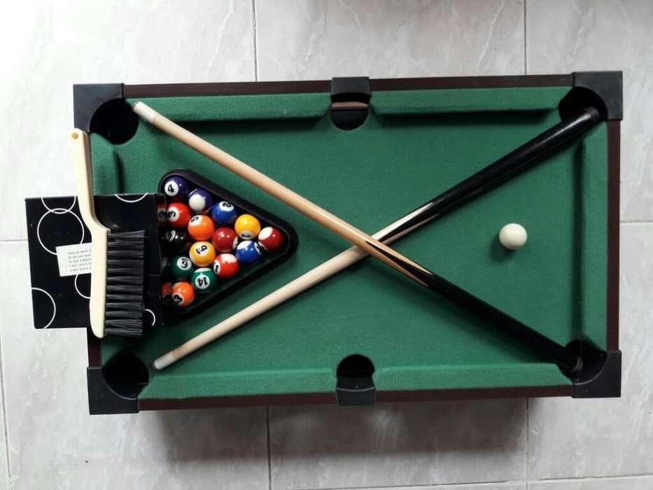 Mini Billar Pool