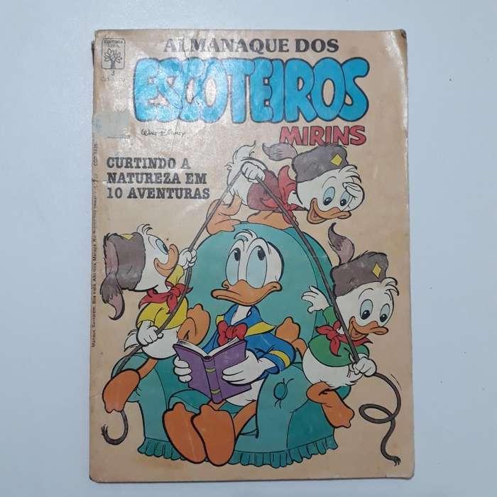Historieta Infantil Portugues Escoteiros