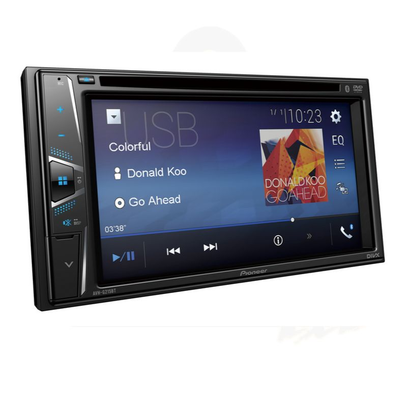 Radio Reproductor Multimedia Auto/ Pioneer - Avh-g215bt