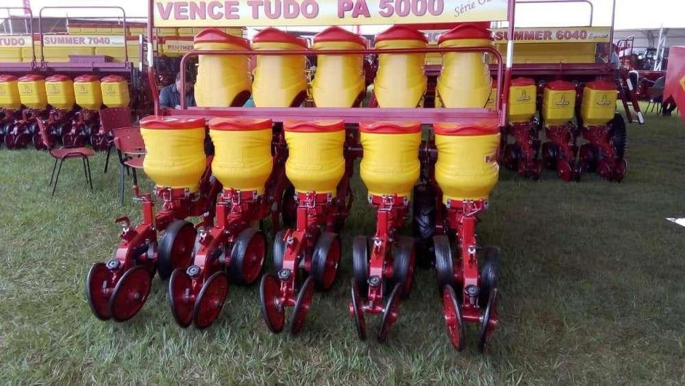 sembradora de grano fino o grueso marca vence tudo