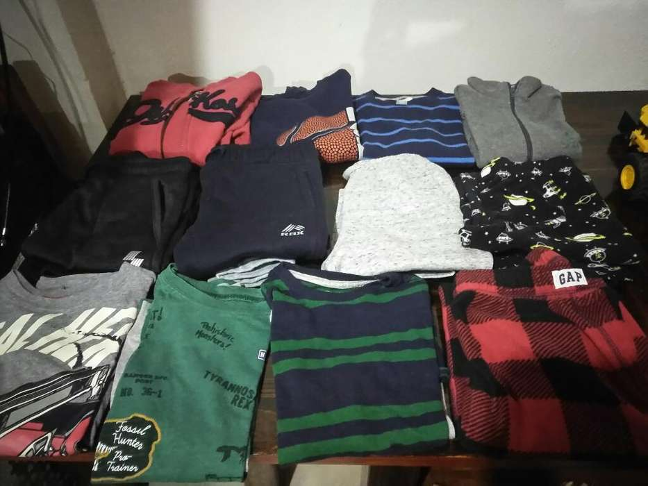 Lote de <strong>ropa</strong> Importada 14 Prendas