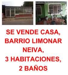 Casa en Venta Barrio Limonar