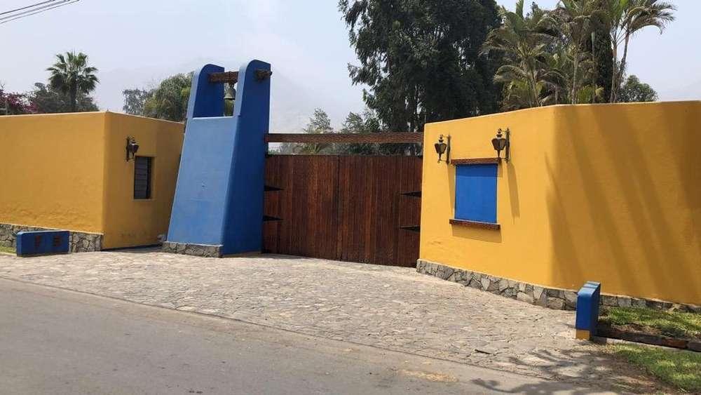 Casa Hacienda Cieneguilla