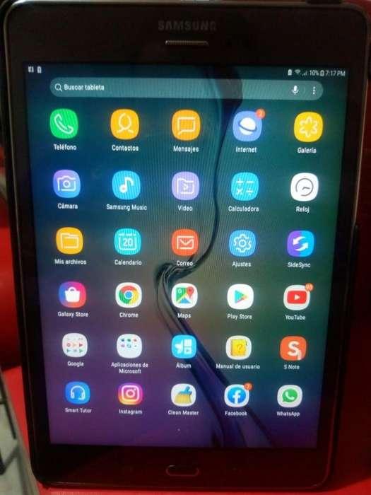 Vendo Tablet Sansung Galaxy a