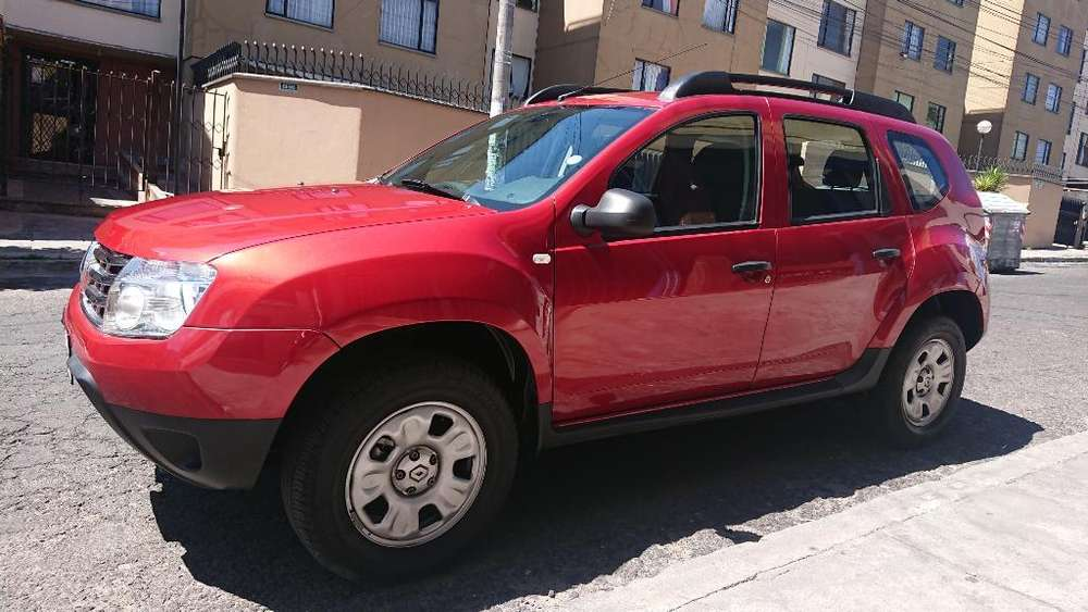 Renault Duster 2015 - 29000 km