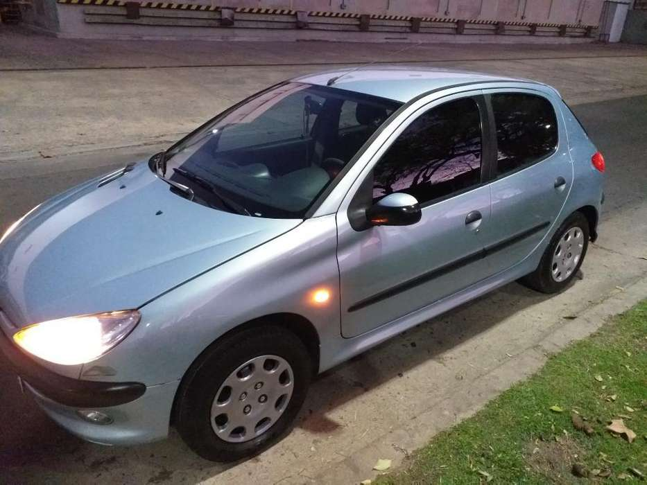 Peugeot 206 2006 - 135000 km