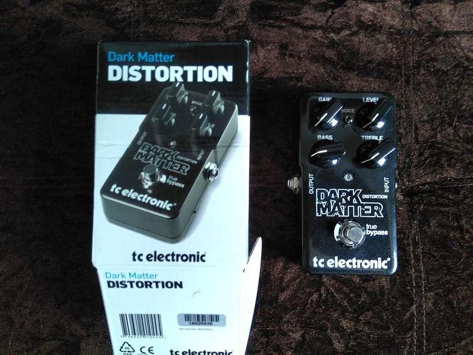 Pedal Distorsión Guitarra Tc Electronic