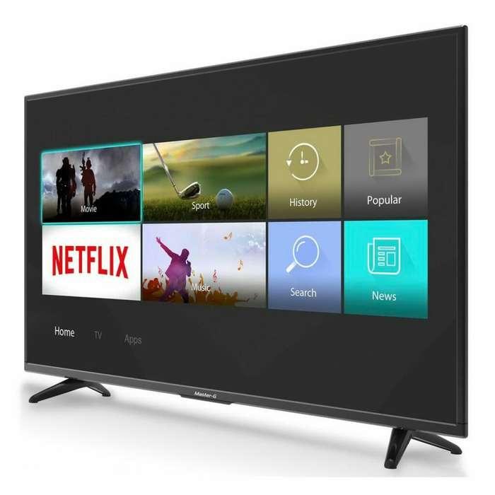 Televisor Master G de 55 FHD,SMART TV,WIFI