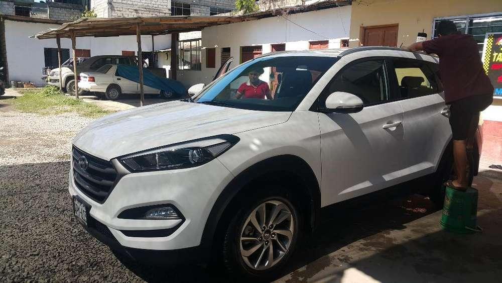 Hyundai All New Tucson 2015 - 40500 km