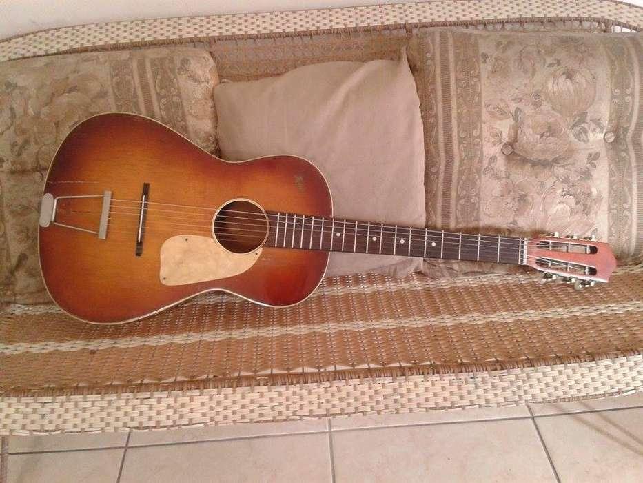 Guitarra Parlor Vintage Hofner 522