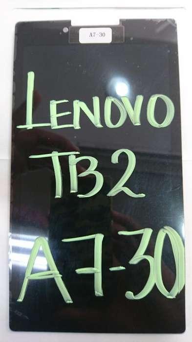 Pantalla Tablet Lenovo Tab2 A730