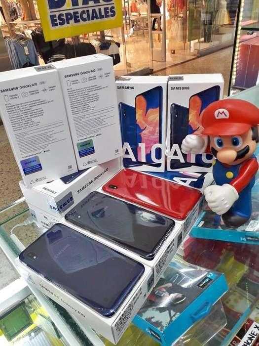 Samsung A10 Nuevos, Sellados, Garantía 1 año