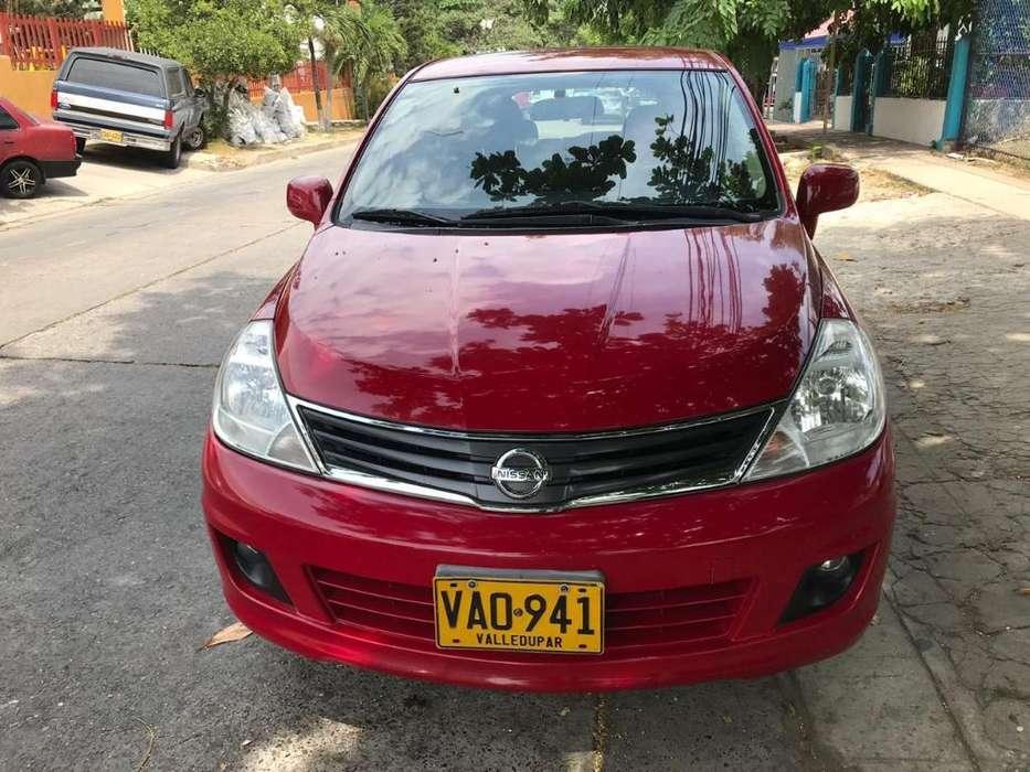 Nissan Tiida 2012 - 84100 km