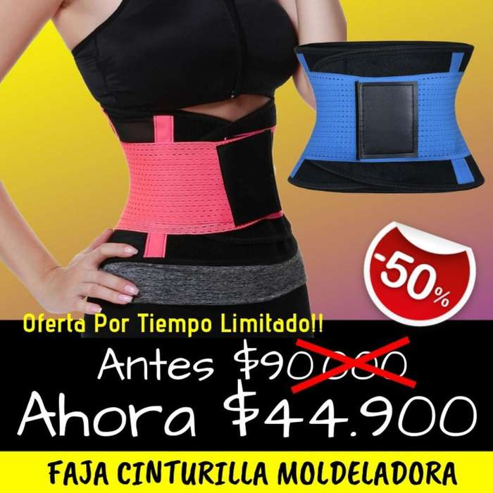c4f1cbe84 Fajas de cintura  Belleza en venta en Colombia