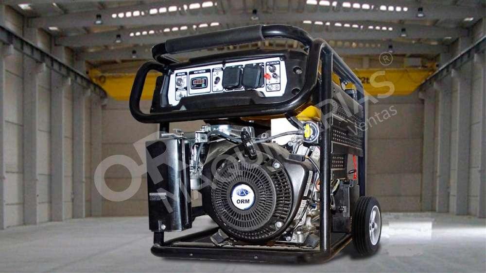 Grupo electrogeno / Generador 7kw gasolinero EX40