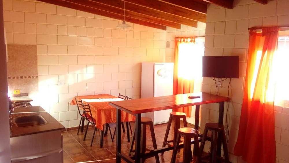 Nuevo Monoambiente para 4 Personas! Alquiler x Dia en Villa Carlos Paz!