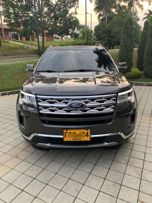 <strong>ford</strong> Explorer 2019 - 4500 km