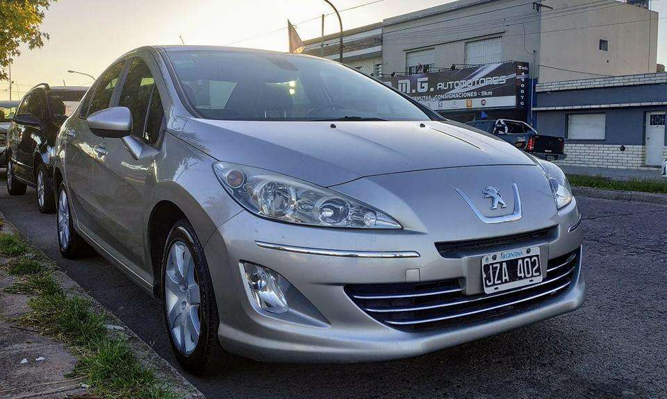 <strong>peugeot</strong> 408 2012 - 145000 km