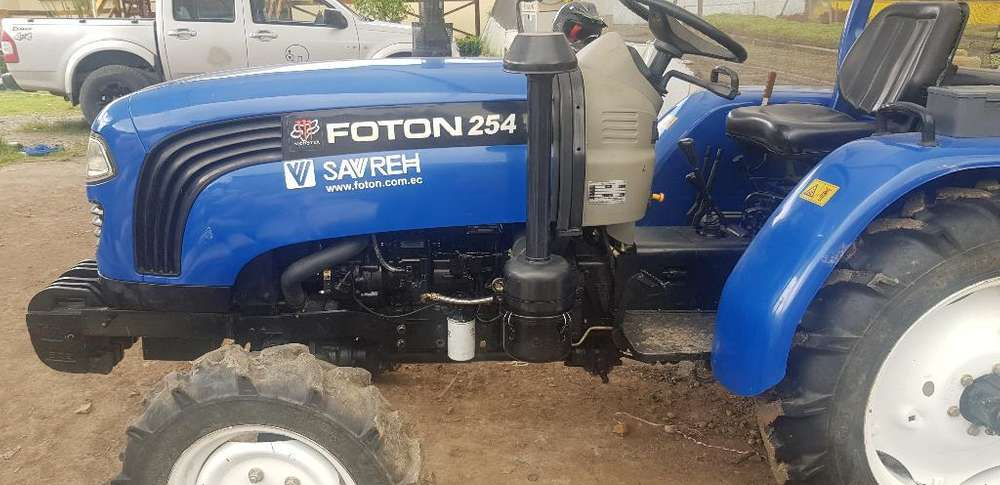 Tractor Agricola 25 Hp 4x4