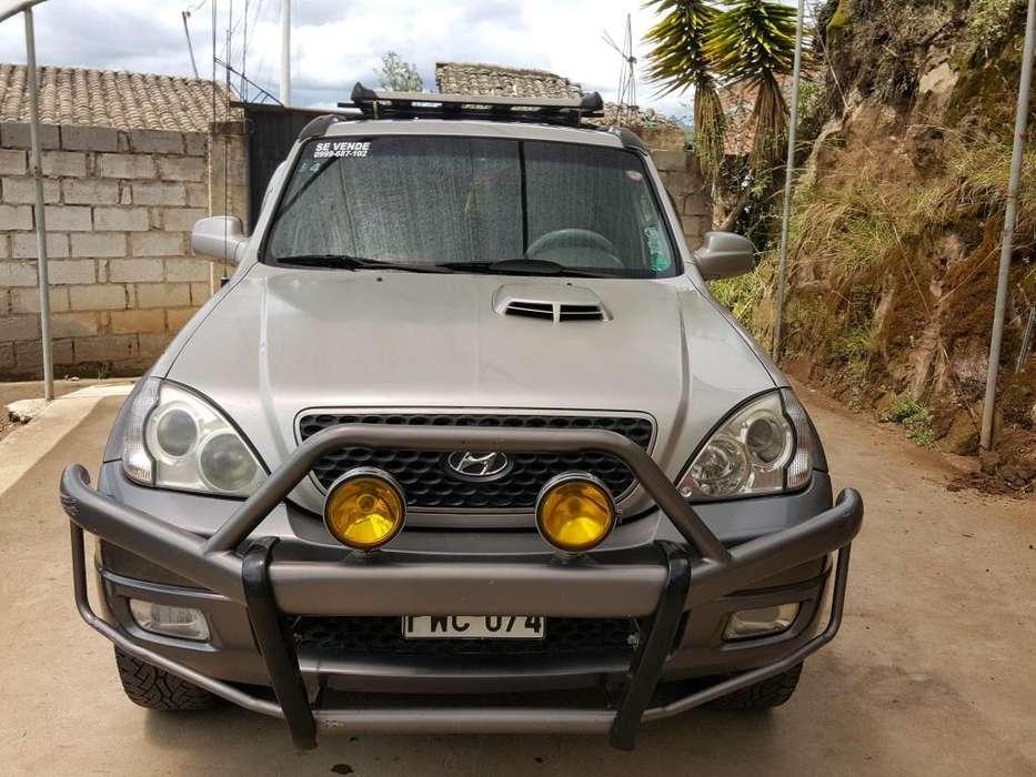 Hyundai Terracan  2007 - 260000 km