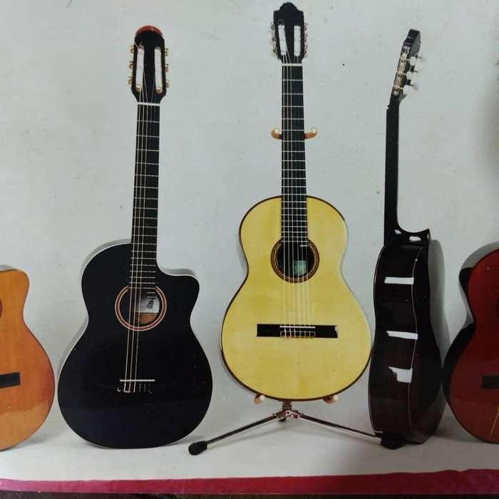 Guitarras Clasicas Luthier Casa Chavez