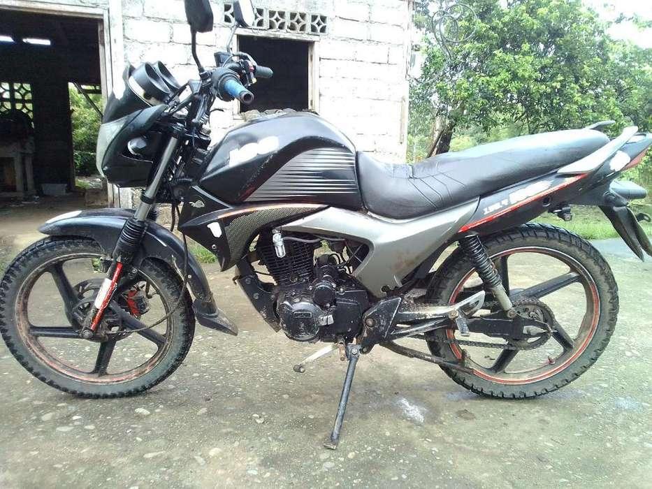 Vendo Moto Ics Motor 150 10/10