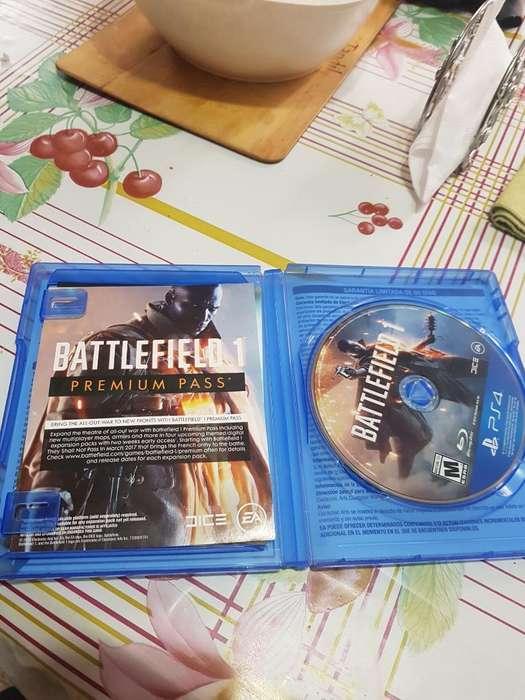 Battlefiel 1 Ps4