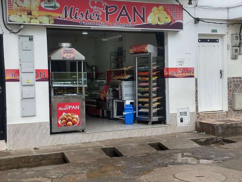 Vendo <strong>panaderia</strong> Bien Acreditada en Santu