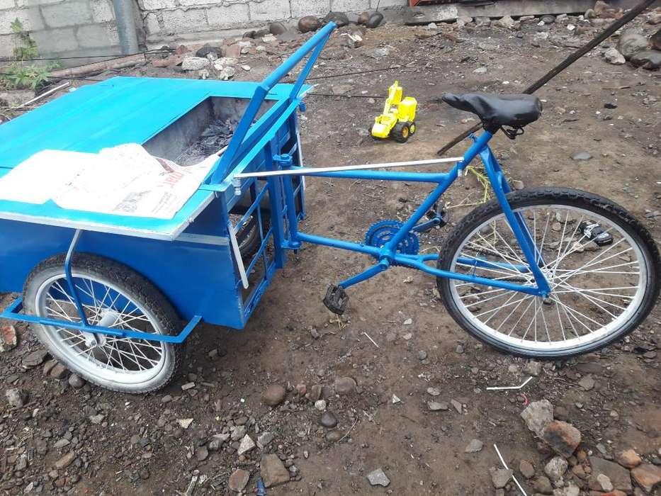 Vendo Triciclo Negociable