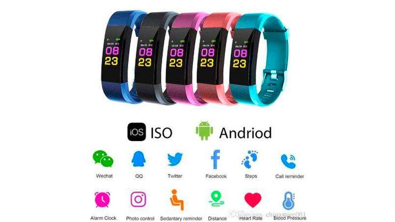 SmartBand Fitbit 115