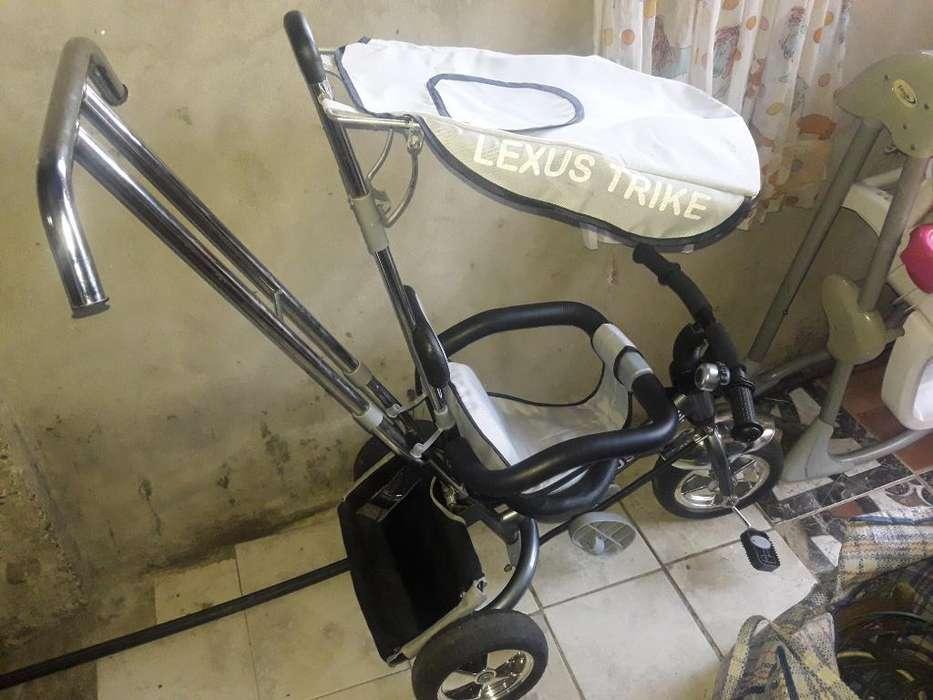 Vendo Triciclo Poco Uso