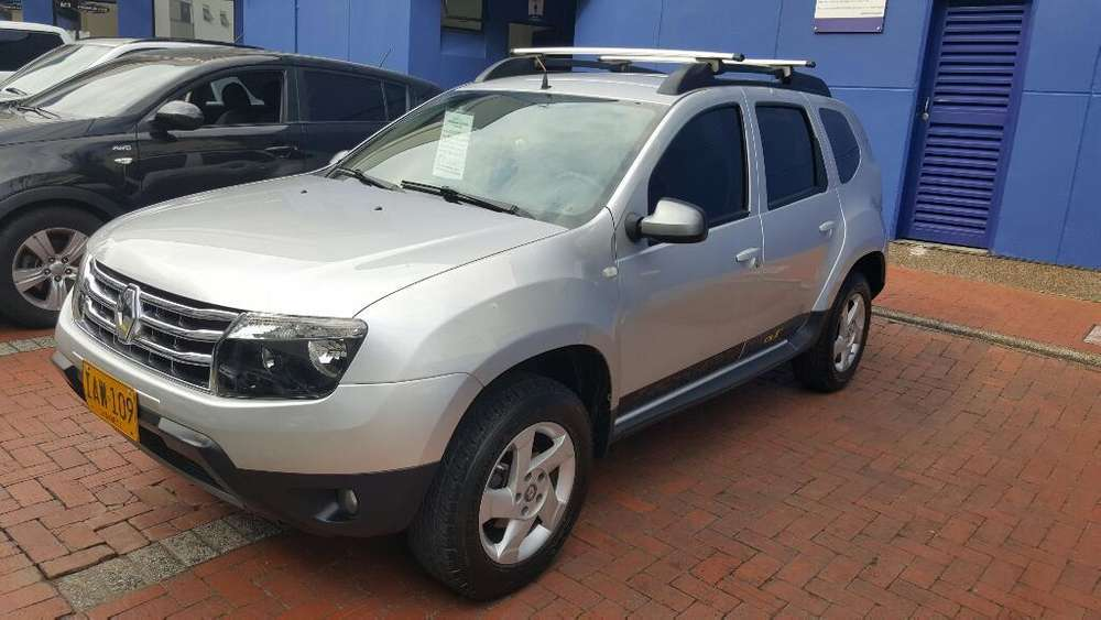 Renault Duster 2015 - 56000 km