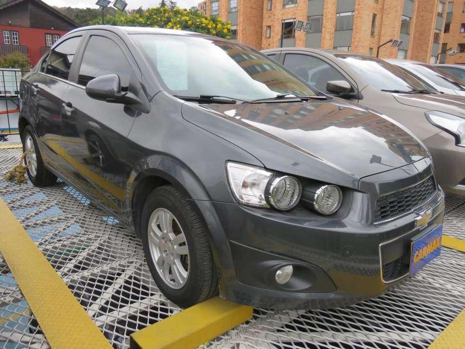 Chevrolet Sonic 2010 - 6224 km