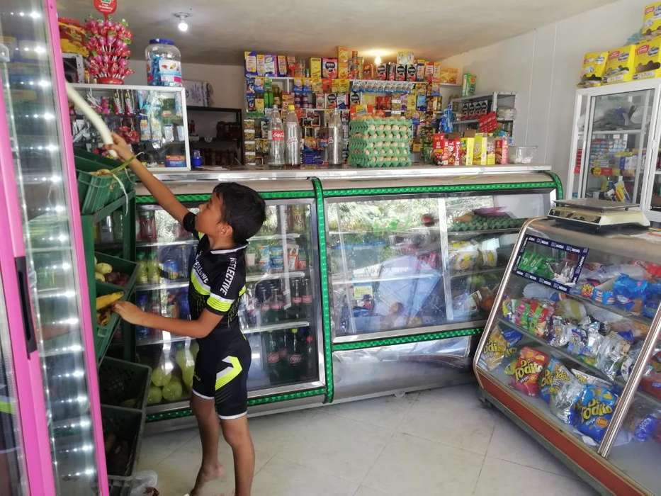 Vendo Tienda 3212329186