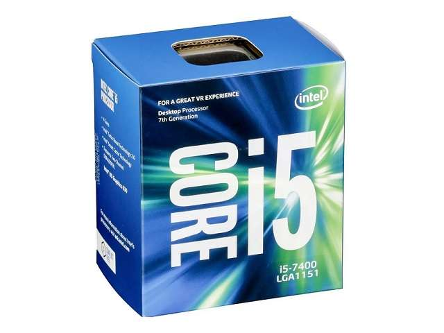 Pro Intel Core 7th Gen I5-7400 3.0 Ghz Lga 11